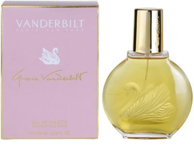 Gloria Vanderbilt Vanderbilt Eau de Toilette para mulheres