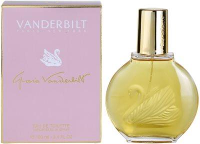 Gloria Vanderbilt Vanderbilt toaletna voda za ženske