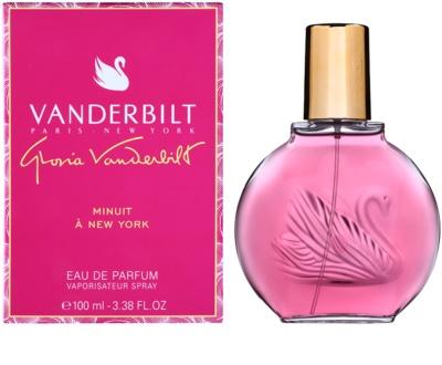 Gloria Vanderbilt Minuit New a York Eau de Parfum für Damen