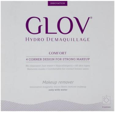 GLOV Hydro Demaquillage Comfort festéklemosó kesztyű nagy 1