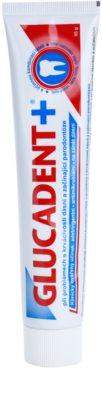 Glucadent + паста за зъби против кървене на венци и пародонтоза