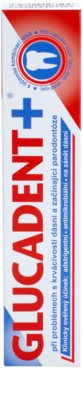 Glucadent + паста за зъби против кървене на венци и пародонтоза 2