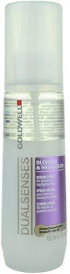 Goldwell Dualsenses Blondes & Highlights spray protector para cabello con mechas