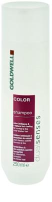 Goldwell Dualsenses Color champô para cabelo pintado