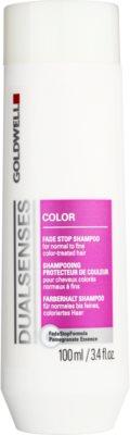 Goldwell Dualsenses Color šampon pro normální až jemné barvené vlasy