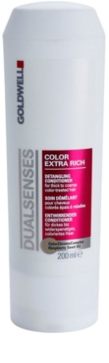 Goldwell Dualsenses Color Extra Rich condicionador para cabelo pintado