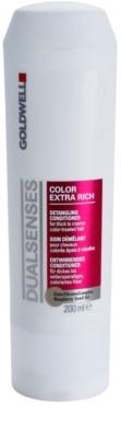 Goldwell Dualsenses Color Extra Rich Conditioner für gefärbtes Haar