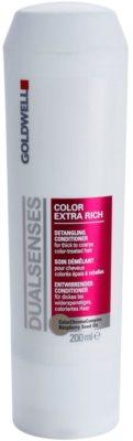 Goldwell Dualsenses Color Extra Rich kondicionér pro barvené vlasy