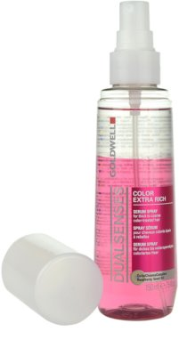 Goldwell Dualsenses Color Extra Rich Serum für gefärbtes Haar 1