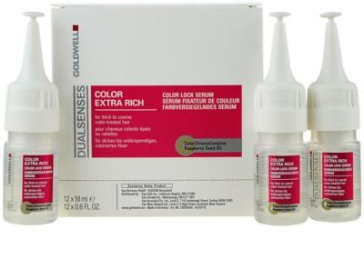 Goldwell Dualsenses Color Extra Rich serum brez izpiranja za grobe in barvane lase