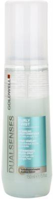 Goldwell Dualsenses Curly Twist condicionador em spray para definir cabelo para cabelos encaracolados e ondulados