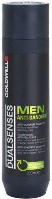 Goldwell Dualsenses For Men šampon proti lupům pro muže