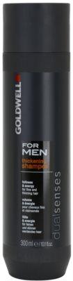 Goldwell Dualsenses For Men champô para cabelo fino e sem volume