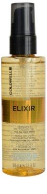 Goldwell Elixir olej pro všechny typy vlasů