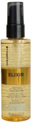 Goldwell Elixir olejek do wszystkich rodzajów włosów