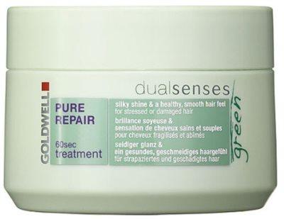 Goldwell Dualsenses Green Pure Repair masca pentru regenerare pentru par deteriorat