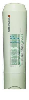 Goldwell Dualsenses Green Real Moisture balzam za suhe lase