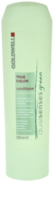 Goldwell Dualsenses Green True Color balsam pentru par vopsit
