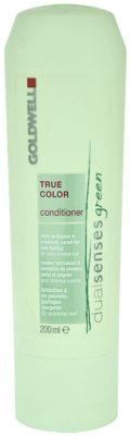Goldwell Dualsenses Green True Color balzam za barvane lase