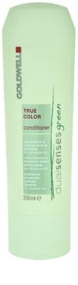 Goldwell Dualsenses Green True Color condicionador para cabelo pintado