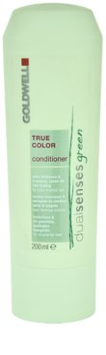 Goldwell Dualsenses Green True Color балсам за боядисана коса