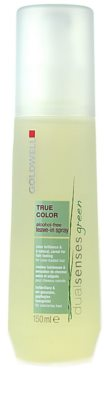 Goldwell Dualsenses Green True Color ingrijire leave-in pentru par vopsit