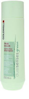 Goldwell Dualsenses Green True Color champú para cabello teñido
