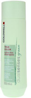 Goldwell Dualsenses Green True Color sampon festett hajra