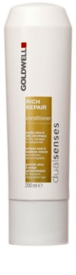 Goldwell Dualsenses Rich Repair balzam za suhe in poškodovane lase 1