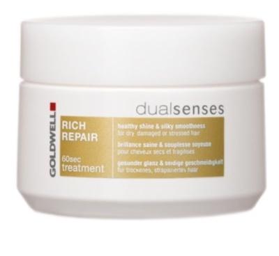 Goldwell Dualsenses Rich Repair regeneračná maska  pre suché a poškodené vlasy