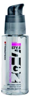 Goldwell StyleSign Gloss zářivé kapky pro lesk