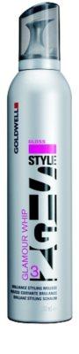 Goldwell StyleSign Gloss espuma modeladora fixação média