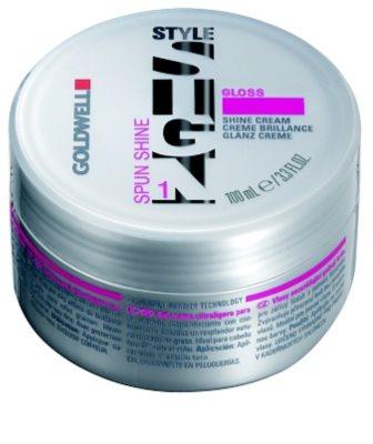 Goldwell StyleSign Gloss gel-crema para dar brillo