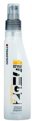 Goldwell StyleSign Natural hidratáló emulzió minden hajtípusra