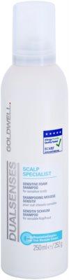 Goldwell Dualsenses Scalp Specialist sampon pentru piele sensibila
