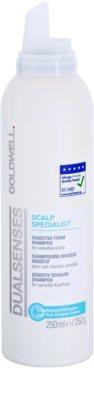 Goldwell Dualsenses Scalp Specialist champô para o couro cabeludo sensível 1