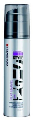 Goldwell StyleSign Straight balsam pentru netezirea parului