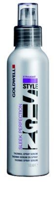 Goldwell StyleSign Straight сироватка для кучерявого волосся