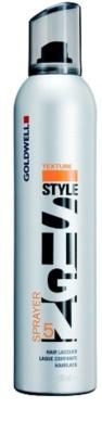 Goldwell StyleSign Texture laca de cabelo fixação forte