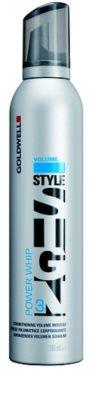 Goldwell StyleSign Volume espuma voluminizadora fijación fuerte