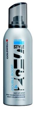 Goldwell StyleSign Volume Spray für Volumen von den Ansätzen aus für sanfte und müde Haare