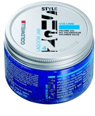 Goldwell StyleSign Volume Hair Styling Gel For Volume