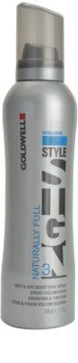 Goldwell StyleSign Volume spray para dar volumen de fijación natural