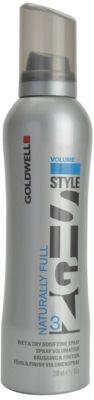 Goldwell StyleSign Volume spray pentru volum pentru o fixare naturala