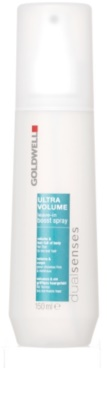 Goldwell Dualsenses Ultra Volume Spray für einen volleren Haaransatz