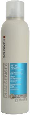 Goldwell Dualsenses Ultra Volume spray pentru par fin
