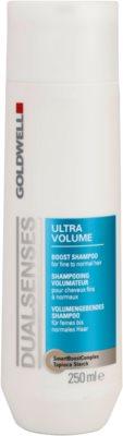 Goldwell Dualsenses Ultra Volume champô para cabelo fino e sem volume