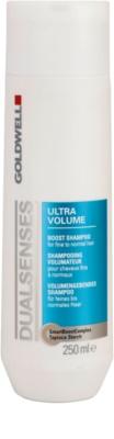 Goldwell Dualsenses Ultra Volume šampon za fine in tanke lase