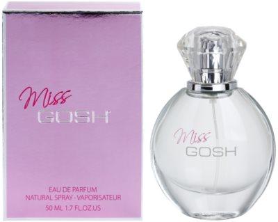 Gosh Miss Gosh Eau De Parfum pentru femei