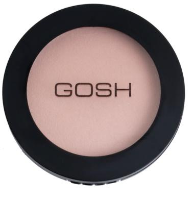 Gosh Natural blush em pó